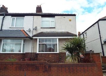 Thumbnail 2 bedroom end terrace house for sale in South Street, Thatto Heath, St. Helens, Merseyside