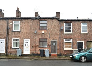 Thumbnail 2 bed terraced house for sale in Pitt Street, Macclesfield, Cheshire