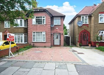 Thumbnail End terrace house for sale in Robin Hood Way, Greenford