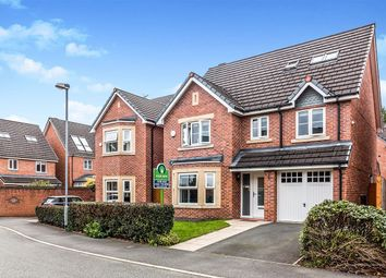 Thumbnail 6 bed detached house for sale in Greenwood Place, Eccles, Manchester