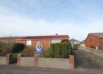 Thumbnail 3 bed semi-detached bungalow for sale in Pardoe Crescent, Barry