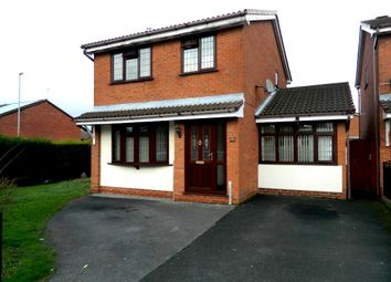 Thumbnail 4 bedroom detached house for sale in Foster Street, Darlaston, Wednesbury