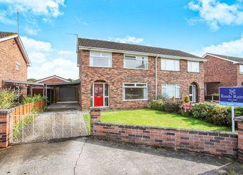 Thumbnail 3 bed semi-detached house to rent in Pencae, Tallarn Green, Malpas