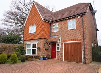 Thumbnail 4 bed detached house for sale in Hilda Dukes Way, East Grinstead
