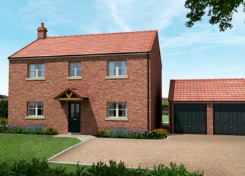 Thumbnail 4 bed detached house for sale in Raskelf Meadows, Raskelf, York