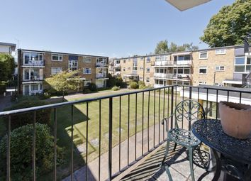 Thumbnail 2 bed flat to rent in Park Hill, Clapham