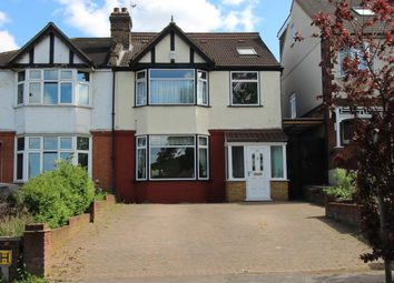 Thumbnail 4 bed semi-detached house for sale in The Avenue, Highams Park