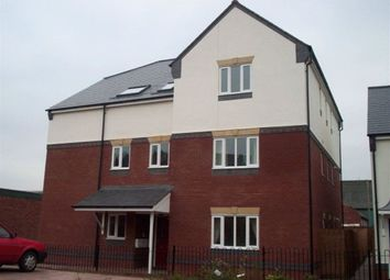 Thumbnail 2 bed flat to rent in Harper Court, Friar Street, Hereford