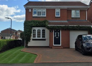Thumbnail 4 bed detached house for sale in Kendal Drive, The Paddock, East Boldon