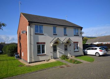 Thumbnail 3 bed semi-detached house for sale in Meadowsweet Walk, Tuffley