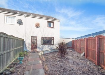 Thumbnail 2 bed end terrace house for sale in Gannochy Crescent, Montrose