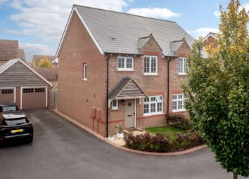 Thumbnail 3 bed semi-detached house for sale in Leaches Mead, Bathpool, Taunton