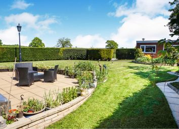 Thumbnail 3 bed detached bungalow for sale in Top Road, Acton Trussell, Stafford