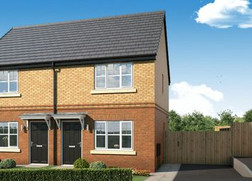 Thumbnail 2 bed semi-detached house for sale in Newbury Road, Skelmersdale