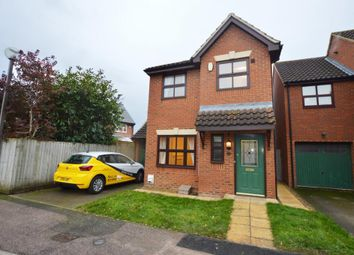 Thumbnail 3 bedroom detached house to rent in Welbeck Close, Monkston, Milton Keynes