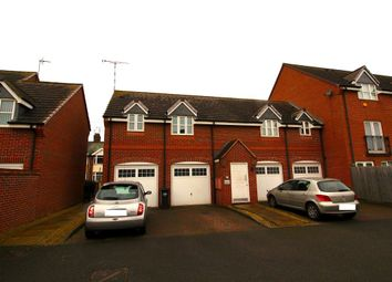 Thumbnail 1 bedroom flat to rent in Brodie Close, Town Centre, Rugby