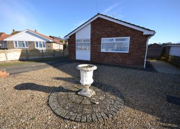 Thumbnail 2 bed detached bungalow for sale in Edinburgh Way, Dersingham, King's Lynn