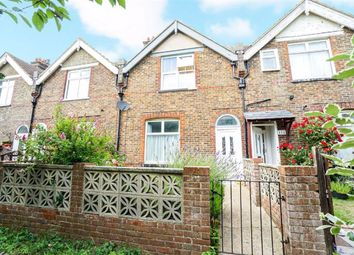 Thumbnail 2 bed terraced house for sale in Bexhill Road, St. Leonards-On-Sea, East Sussex