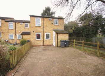 Thumbnail 3 bed end terrace house to rent in Thatchway Gardens, Kings Norton, Birmingham