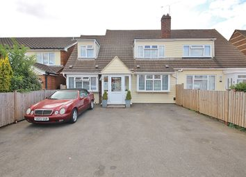 Thumbnail 4 bed semi-detached house to rent in Branksome Avenue, Stanford-Le-Hope