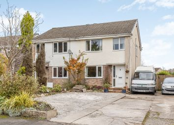 Thumbnail 3 bed semi-detached house for sale in Greggs Avenue, Chapel-En-Le-Frith, High Peak
