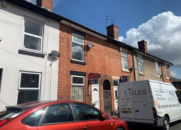 Thumbnail 2 bed terraced house to rent in Harrison Street, Derby