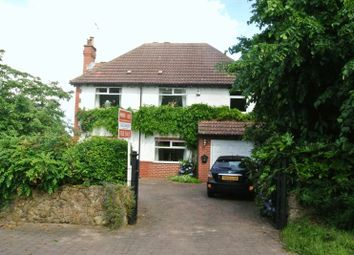 Thumbnail 4 bedroom detached house for sale in Shirebrook, Mansfield