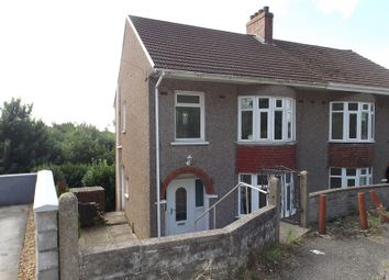 Thumbnail 3 bedroom semi-detached house for sale in Dinas Baglan Road, Baglan, Port Talbot, Neath Port Talbot.