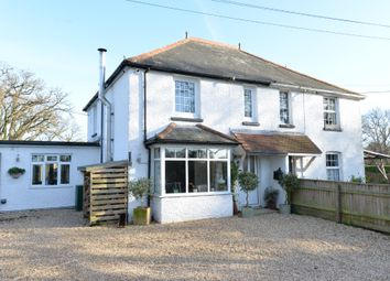 Thumbnail 2 bed semi-detached house for sale in Smithy Lane, Bashley, New Milton
