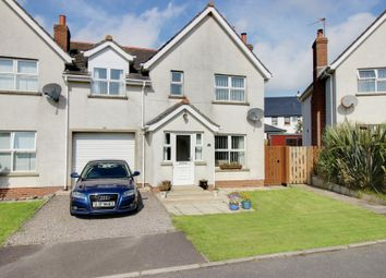 Thumbnail 4 bed town house for sale in Ballyrolly Cottages, Millisle