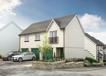 "Thumbnail 2 bed property for sale in ""The Ashbee"" at The Rocklands, Chudleigh, Newton Abbot"