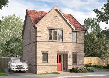 "Thumbnail 3 bedroom detached house for sale in ""The Kinnerton Detached"" at Highfield Villas, Doncaster Road, Costhorpe, Worksop"