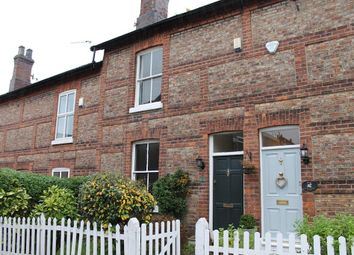Thumbnail 3 bed terraced house to rent in Ladyfield Terrace, Wilmslow
