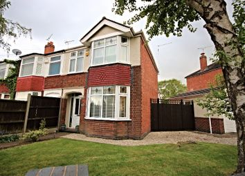 Thumbnail 3 bed end terrace house for sale in Mary Herbert Street, Coventry