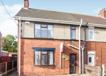 Thumbnail 3 bedroom semi-detached house for sale in Old Village Street, Gunness, Scunthorpe