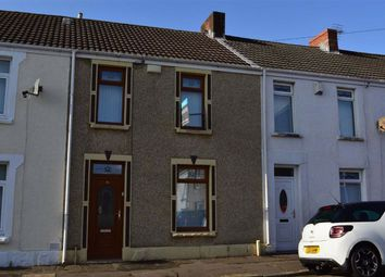 Thumbnail 3 bedroom terraced house for sale in Hill Street, Mount Pleasant, Swansea