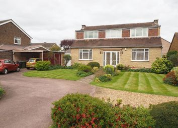 Thumbnail 4 bed detached bungalow for sale in Thorpe Road, Earls Barton, Northampton