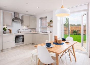 "Thumbnail 3 bedroom semi-detached house for sale in ""Maidstone"" at Tenth Avenue, Morpeth"