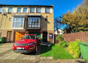 Thumbnail 4 bed end terrace house for sale in Watersmeet Way, Thamesmead