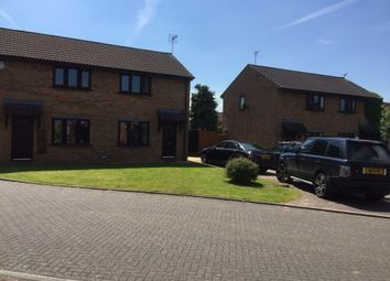 Thumbnail 2 bed semi-detached house to rent in 6 Audlem Drive, Leftwich, Cheshire