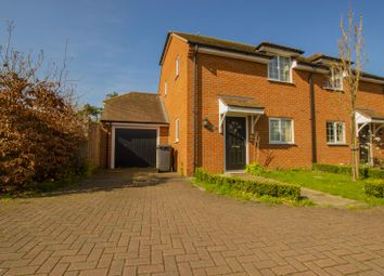 Thumbnail 3 bed semi-detached house to rent in Burghfield Common, Reading