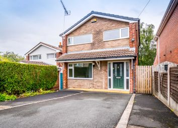 Thumbnail 3 bed detached house for sale in Harrington Court, Meltham, Holmfirth