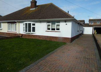 Thumbnail 2 bed semi-detached bungalow for sale in Rackham Road, Durrington, Worthing, West Sussex
