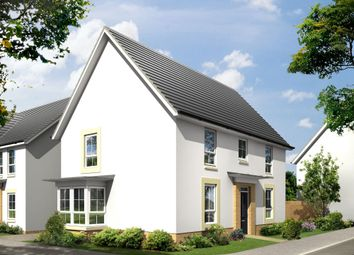 "Thumbnail 4 bed detached house for sale in ""Brunston"" at Merchiston Oval, Brookfield, Johnstone"