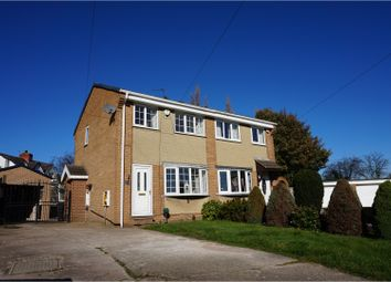 Thumbnail 3 bed semi-detached house for sale in Thruxton Close, Barnsley