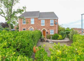 Thumbnail 3 bed semi-detached house for sale in Wallington Close, Blaydon-On-Tyne