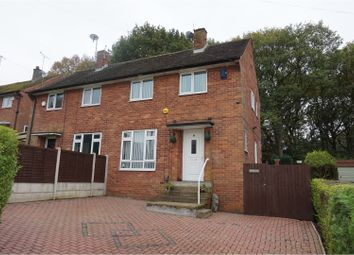 Thumbnail 2 bed semi-detached house for sale in Fillingfir Drive, Leeds