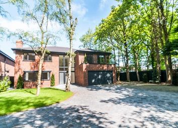 Thumbnail 6 bed detached house for sale in Massams Lane, Freshfield, Liverpool