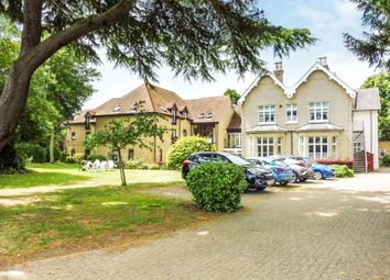 Thumbnail 1 bedroom flat for sale in The Lawns Drive, Broxbourne