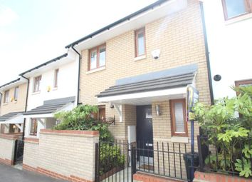 Thumbnail 3 bedroom terraced house for sale in Bramble Mews, Gravesend, Kent